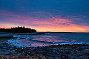 Seawall Beach, Acadia National Park, Southwest Harbor, Maine, USA