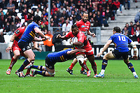 Steffon Armitage - 19.04.2015 - Toulon / Leinster - 1/2Finale European Champions Cup -Marseille<br />
