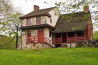 Lafayette  headquarters Brandywine Battlefield Historic Site, the site of the Battle of Brandywine fought on September 11, 1777, during the American Revolution.