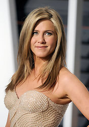 Jennifer Aniston in attendance for 2015 Vanity Fair Oscar Party Hosted By Graydon Carter at Wallis Annenberg Center for the Performing Arts on February 22, 2015 in Beverly Hills, California. EXPA Pictures © 2015, PhotoCredit: EXPA/ Photoshot/ Dennis Van Tine<br /> <br /> *****ATTENTION - for AUT, SLO, CRO, SRB, BIH, MAZ only*****