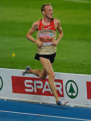 28.07.2010, Olympic Stadium, Barcelona, ESP, European Athletics Championships Barcelona 2010, im Bild Jan Fitschen GER EXPA Pictures © 2010, PhotoCredit: EXPA/ nph/ . Ronald Hoogendoorn+++++ ATTENTION - OUT OF GER +++++