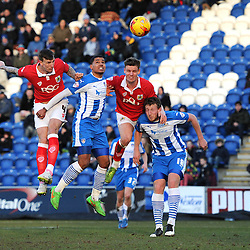 Colchester United v Bristol City