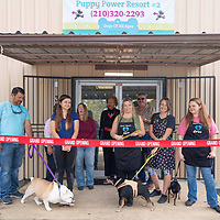 Puppy Power Ribbon Cutting Oct 20th 2018