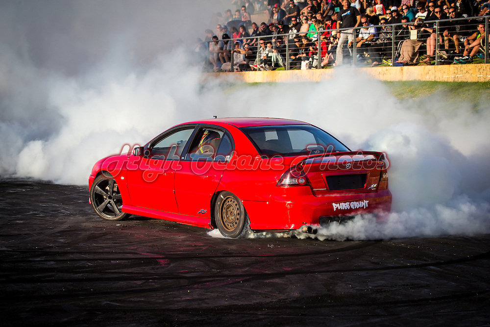 11 - Trent Pollard - 2004 VY Commodore SS - Red Hot - LS1