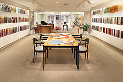 Arc fabric showroom at Washington DC Design Center