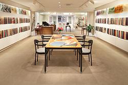Arc fabric showroom at Washington DC Design Center