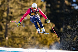 15.12.2016, Saslong, St. Christina, ITA, FIS Ski Weltcup, Groeden, Abfahrt, Herren, 1. Training, im Bild Jeffrey Frisch (CAN) // Jeffrey Frisch of Canada in action during the 2nd practice run of men's Downhill of FIS Ski Alpine World Cup at the Saslong race course in St. Christina, Italy on 2016/12/15. EXPA Pictures © 2016, PhotoCredit: EXPA/ Johann Groder