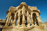 Bada Bagh at Jaisalmer of Rajasthan, India