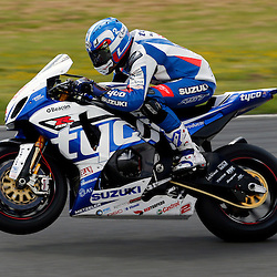 MCE BRITISH SUPERBIKE CHAMPIONSHIP Round Four Knockhill..Josh Brookes in the first race of the day at Knockhill in the BSB championship ....(c) STEPHEN LAWSON | StockPix.eu