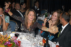 MISS CLEM LANGTON at the Chain of Hope Autumn Ball Fiesta held at The Dorchester, Park Lane, London on 6th October 2004.