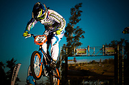 # 33 (GEORGE Dani) USA at the UCI BMX Supercross World Cup in Santiago del Estero, Argintina.