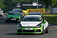 #17 Stefan DI RESTA  Power Maxed Racing  Volkswagen Polo  Milltek Sport Volkswagen Racing Cup at Oulton Park, Little Budworth, Cheshire, United Kingdom. May 30 2016. World Copyright Peter Taylor/PSP.