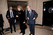 BEN ELLIOT; PRINCESS MICHAEL OF KENT; PRINCE MICHAEL OF KENT; Book launch of Lady Annabel Goldsmith's third book, No Invitation Required. Claridges's. London. 11 November 2009