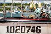 Lobster Boat in Stonington, Maine