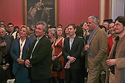 Literary Review's Bad Sex In Fiction Prize.  In & Out Club (The Naval & Military Club), 4 St James's Square, London, SW1, 29 November 2006. <br />Ceremony honouring author who writes about sex in a 'redundant, perfunctory, unconvincing and embarrassing way'. ONE TIME USE ONLY - DO NOT ARCHIVE  © Copyright Photograph by Dafydd Jones 248 CLAPHAM PARK RD. LONDON SW90PZ.  Tel 020 7733 0108 www.dafjones.com