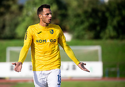 Jaka Ihbeisheh of Bravo during football match between NK Bravo and NK Celje in 13th Round of Prva liga Telekom Slovenije 2019/20, on October 5, 2019 in ZAK stadium, Ljubljana, Slovenia. Photo by Vid Ponikvar / Sportida
