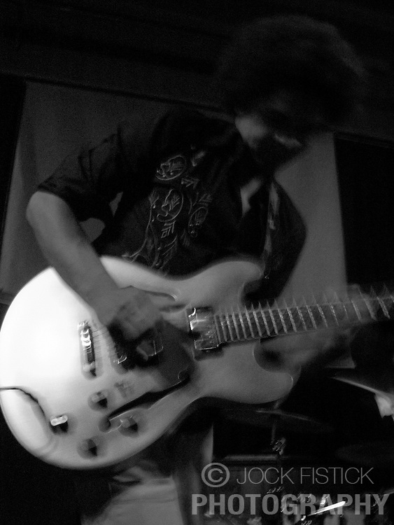 BRUSSELS, BELGIUM - OCT-21-2006 - Da Hush - Live at the Bank. (PHOTO &copy; JOCK FISTICK)<br />