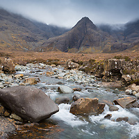 The Black Cullin, Skye