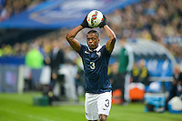 Patrice Evra  - 26.03.2015 - France / Bresil - Match Amical<br />