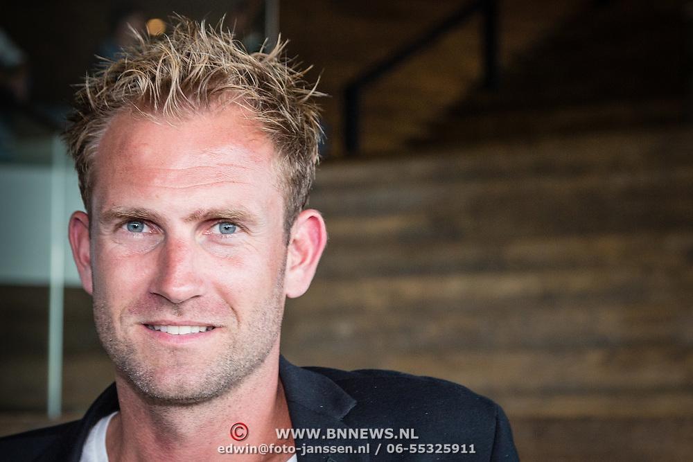 NLD/Amsterdam/20160829 - Seizoenspresentatie RTL 2016 / 2017, Boer Tom, Tom Groot