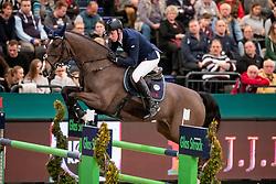Stevens Mario, GER, Landano Old<br /> Leipzig - Partner Pferd 2019<br /> © Hippo Foto - Stefan Lafrentz