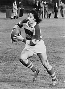 Eddie Stokes in action. <br /> Bay of Plenty v King Country at Taumarunui on 10 August 1974.<br /> Copyright photo: Ron Cooke / www.photosport.nz