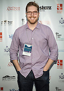 Michael Slavens on the red carpet during opening night of the 25th Anniversary New Orleans Film Festival; Opening night film is 'Black and White' directed by Mike Binder