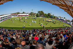Overview <br /> Grand Prix Longines de la ville de La Baule 2012<br /> © Dirk Caremans