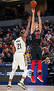 NBA - Indiana Pacers vs Chicago Bulls - Indianapolis, In