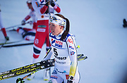 LAHTIS, FINLAND - 2017-03-04: Charlotte Kalla under damernas 30 km mass start under FIS Nordic World Ski Championships den 4 mars , 2017 i Lahtis, Finland. Foto: Nils Petter Nilsson/Ombrello<br /> ***BETALBILD***
