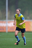 22 April 2008: Heather Mitts. The United States Women's National Team held a training session on Field 3 at WakeMed Soccer Park in Cary, NC.