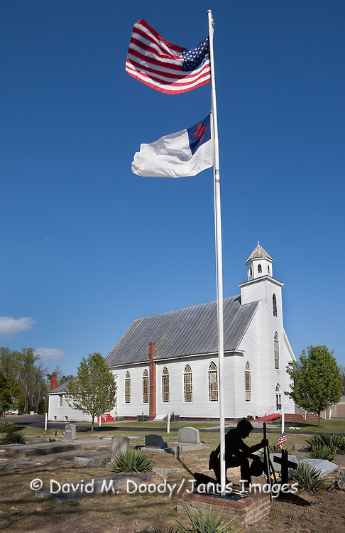 Antioch Baptist Church and graveyard, Saluda, Virginia. Middlesex County is a county located on the Middle Peninsula in the U.S. state of Virginia.  Its county seat is Saluda.