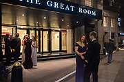 JOANNA CORRANCE; ALEX LEPPARD, The Royal Caledonian Ball 2017, Grosvenor House, 29 April 2017