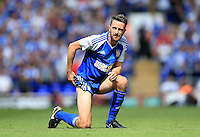 Ipswich Town's Cole Skuse