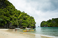 Amazing tropical paradise of Caramoan Archipelago  is situated in the south-west of Luzon Island in the Philippines. Being isolated from the rest of the Camarines Sur province and totally unspoilt from comercial tourism is the perfect place to relax enjoy island hopping, scuba diving, trekking and rock climbing.