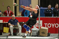 2020 USATF Indoor Championship<br /> Albuquerque, NM 2020-02-14<br /> photo credit: © 2020 Kevin Morris<br /> mens weight throw,
