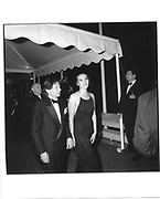 Roman Polanski and Emmanuelle Seigner, Cartier Dinner, Cannes Film festival 11th May 1997© Copyright Photograph by Dafydd Jones 66 Stockwell Park Rd. London SW9 0DA Tel 020 7733 0108 www.dafjones.com