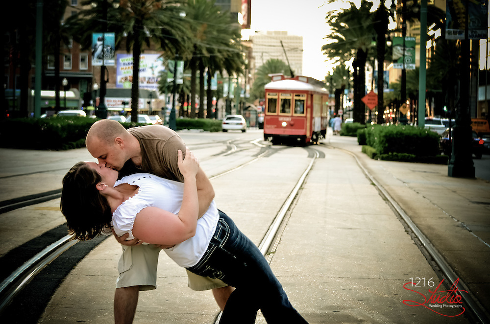 New Orleans Wedding Engagement Couple Photo Session Samples | 1216 STUDIO LLC 2013 New Orleans Wedding Photography