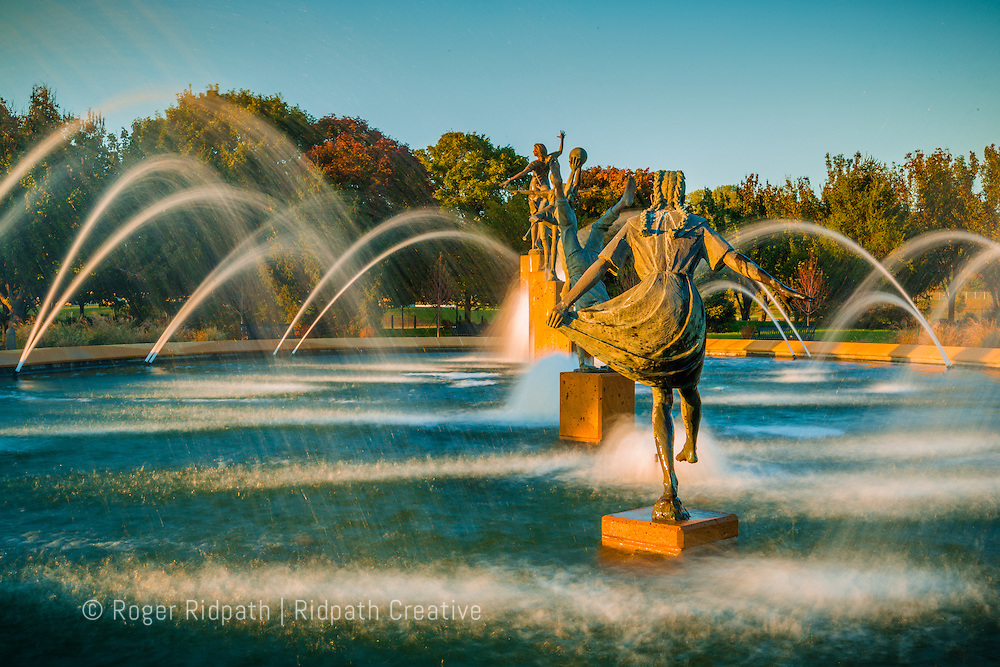 Kansas City's Children's Fountain