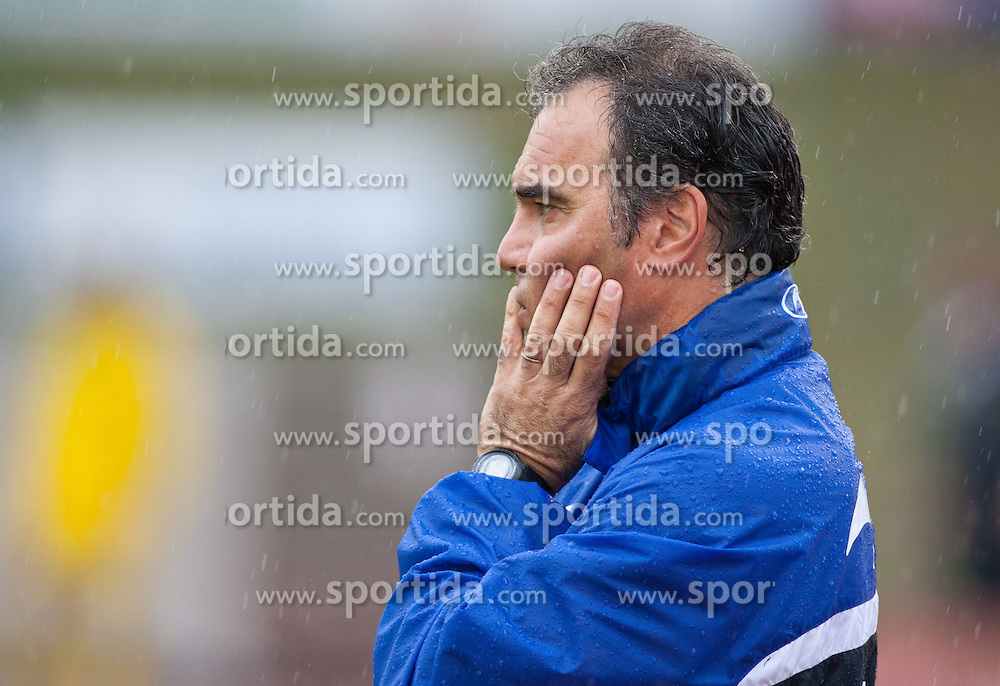 05.08.2010, Dolomitenstadion, Lienz, AUT, Friendly Match, Real Sociedad vs AEL Limassol, im Bild Martín Lasarte Arrospide ( Real Sociedad, Headcoach ). EXPA Pictures © 2010, PhotoCredit: EXPA/ J. Groder / SPORTIDA PHOTO AGENCY