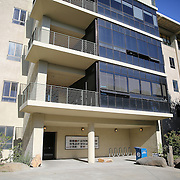 The exterior view of the building for the Berkeley Seismological Lab located on the UC Berkeley campus in Berkeley, California, on Sunday, August 24, 2014. A 6.1 magnitude earthquake caused significant damage and left three critically injured in California's northern Bay Area early Sunday, igniting fires, sending at least 87 people to a hospital, knocking out power to tens of thousands and sending residents running out of their homes in the darkness. Aftershocks are still being captured across the area by the data stations that are recording seismic data, and the info is collected at the lab. (AP Photo/Alex Menendez)