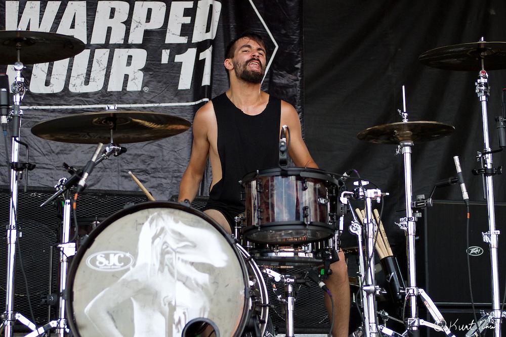 Warped Tour in Orlando Florida