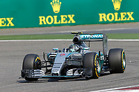 06 ROSBERG nico (ger) mercedes gp mgp w06 action during 2015 Formula 1 FIA world championship, China Grand Prix, at Shanghai from April 9th to 12th. Photo Alexandre Guillaumot / DPPI
