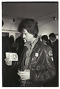 BOGGS, DUGGIE FIELDS PRIVATE VIEW, ALBERMARLE GALLERY, 27 OCTOBER 1987.