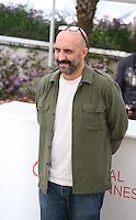 Gaspar Noe, at the 7 Dias En La Habana photocall at the 65th Cannes Film Festival France. Wednesday 23rd May 2012 in Cannes Film Festival, France.