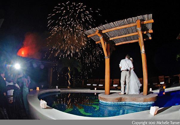 Playa Fiesta Wedding Photography.  Images by Puerto Vallarta Wedding Photographer Michelle Turner.