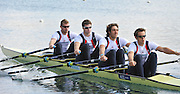 Caversham, Great Britain. GBR M4X Bow Matt WELLS, Tom SOLESBURY, Charles COUSINS and Steve ROWBOTHAM. 2012 GB Rowing World Cup Team Announcement Wednesday  04/04/2012  [Mandatory Credit; /Intersport-images]