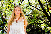 Sara Wells | HS Senior Portraits | Hi Res