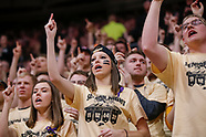NCAA Basketball - Purdue Boilermakers vs Minnesota Golden Gophers - West Lafayette, In