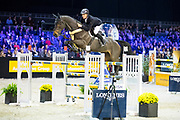 Willem Greve - Zypria S<br /> Jumping Indoor Maastricht 2017<br /> © DigiShots